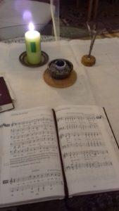 Gottesdienst zu Hause